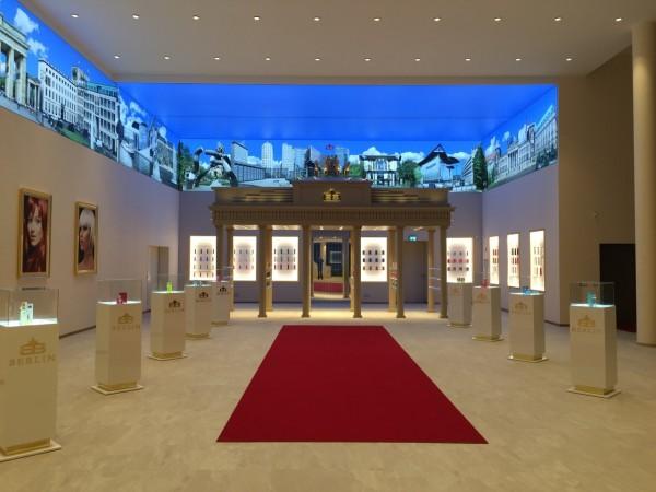 Salon BB w Berlinie przy współpracy z p. Andrzejem Lorensem