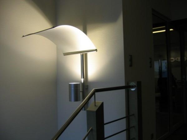 Iluminacja biura