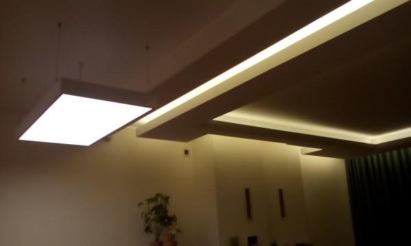 Oświetlenie gzymsów Białystok