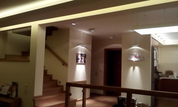Oświetlenie domu Białystok