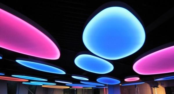 Oświetlenie Barrisolu przy współpracy z p. Maksymilianem Kleparskim