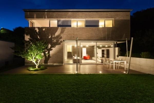 Iluminacja domu