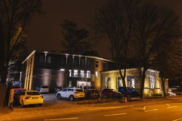 Hotel Traugutta w Białymstoku wg. arch. Joanny Rogal i Ewy Modzelewskiej-Krygicz