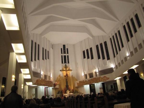 Oświetlenie Kościoła pw. Św. Jadwigi Królowej w Białymstoku