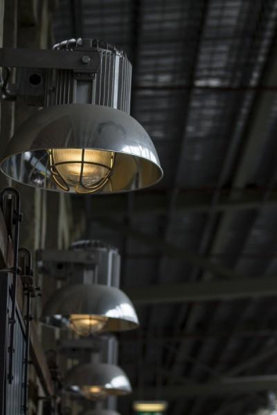 Oświetlenie przemysłowe