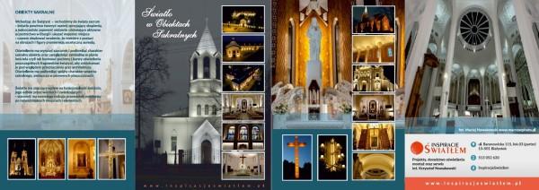 Obiekty sakralne _ Inspiracje Światłem