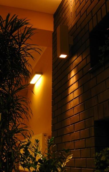 Iluminacja biur Rodex wg arch. Agnieszki Dudy