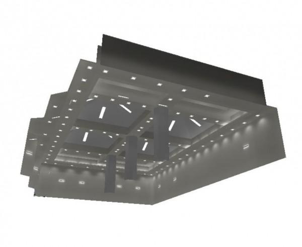 projekt oświetleniowca