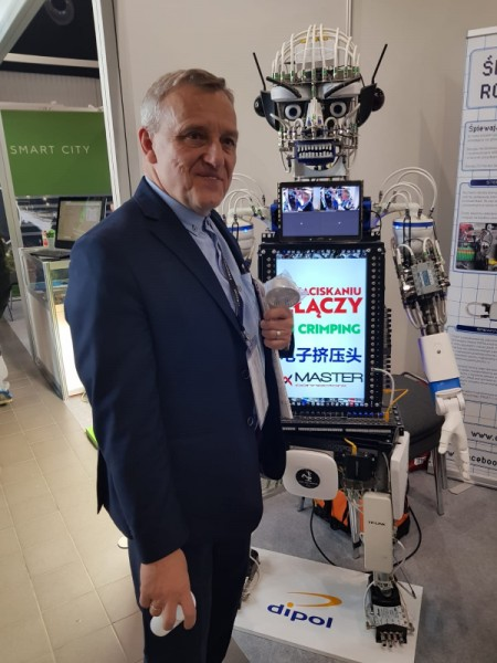 Targi EXPO XXI Warszawa 2019 r.