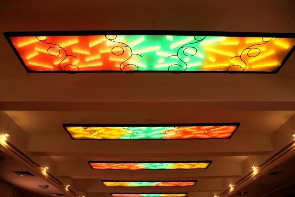 Oświetlenie sali bankietowej Białystok